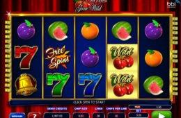 Online ingyenes nyerőgép Cherries Gone Wild szórakozáshoz