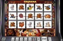 Online ingyenes nyerőgép Chukchi Man pénzbefizetés nélkül