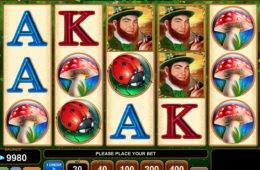 Kép a Game of Luck online játékgépből