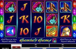 Ingyenes online game Genie´s Gems