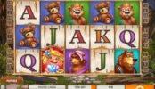 Goldilocks and the Wild Bears online kaszinó játékgép