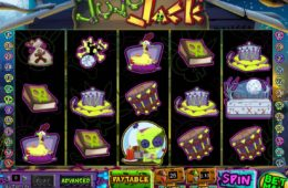 Online ingyenes nyerőgépes játék Juju Jack pénzbefizetés nélkül