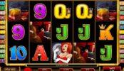 Ingyenes online casino nyerőgép Lady in Red