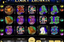 Ingyenes online nyerőgép Lucky Dragon