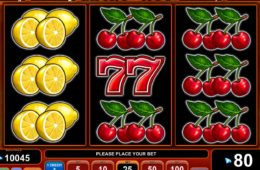 Casino nyerőgép Lucky Hot online