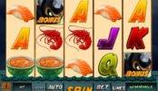 Nyerőgépes játék Ninja Chef online