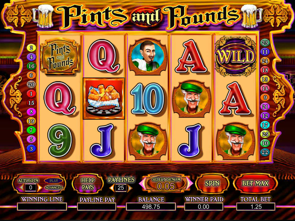 Spiele Pints And Pounds - Video Slots Online