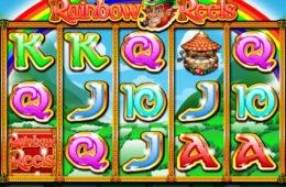 Online nyerőgép Rainbow Reels pénzbefizetés nélkül