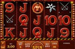 Ingyenes online casino nyerőgép Red Dragon Wild