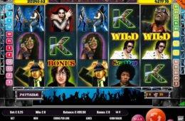 Ingyenes nyerőgép Rock'n Slot regisztráció nélkül