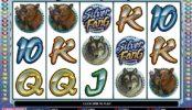 Casino nyerőgép Silver Fang online ingyenes