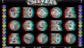 Online casino nyerőgép Sterling Silver 3D