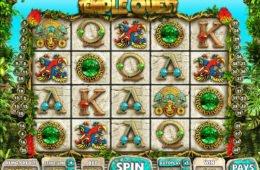 Temple Quest online casino nyerőgép szórakozáshoz