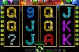 Kép a Tetri Mania ingyenes nyerőgépes játékból