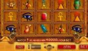 Online ingyenes nyerőgépes játék Treasure of Isis