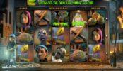 Ingyenes nyerőgépes játék Zombie Rush pénzbefizetés nélkül