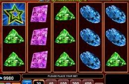 A 20 Diamonds online ingyenes nyerőgépes kaszinó játék képe