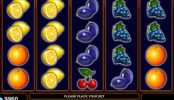 Kép a 40 Super Hot ingyenes casino játékból