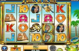 Ingyenes online nyerőgépes játék A While on the Mile