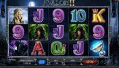 Ingyenes online nyerőgépes játék Avalon II