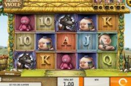 Játsszon az ingyenes casino Big Bad Wolf nyerőgéppel regisztráció nélkül