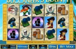 Ingyenes nyerőgépes játék Buccaneer's Bounty online