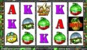 Online casino nyerőgép Call of Fruity
