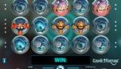 Online nyerőgépes játék Cosmic Fortune