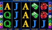 Casino nyerőgépes játék Crown Gems