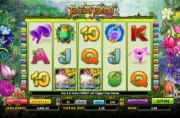 Online nyerőgép Fairies Forest pénzbefizetés nélkül