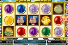 Casino nyerőgépes játék ingyenes online Fat Cat