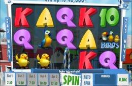 Ingyenes casino nyerőgép Happy Birds