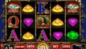 Ingyenes casino nyerőgép Mona Lisa Jewels szórakozáshoz