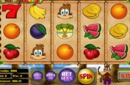 Ingyenes nyerőgépes játék Moneky Money pénzbefizetés nélkül