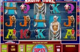 Online casino nyerőgép Nacho Libre letöltés nélkül