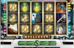Online nyerőgépes játék Spellcast regisztráció nélkül