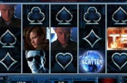 Online ingyenes nyerőgép Terminator 2