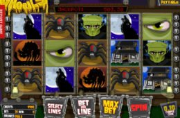 Casino nyerőgépes játék The Ghouls pénzbefizetés nélkül
