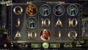 Online nyerőgépes játék The Invisible Man ingyenes