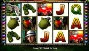 The Jungle II online nyerőgépes játék