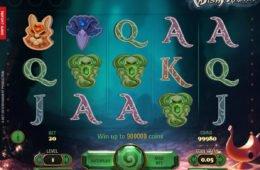 Casino nyerőgép The WishMaster pénzbefizetés nélkül