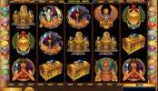 Throne of Egypt ingyenes nyerőgép