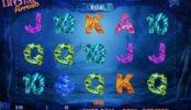 Kép az ingyenes online nyerőgépes Wild Crystal Arrows casino játékból