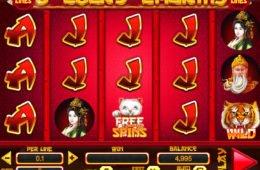 Játsszon a 8 Lucky Charms nyerőgéppel