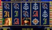 Ingyenes nyerőgép Admiral Nelson pénzbefizetés nélkül