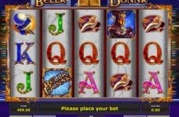 Pénzbefizetés nélküli Bella Donna online ingyenes nyerőgép