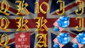 Casino játék Best of British online