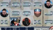 Spin online ingyenes nyerőgép Captain America