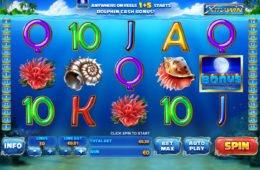 Pénzbefizetés nélküli nyerőgépes játék Dolphin Cash
