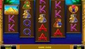 Online casino játék Eye of Ra